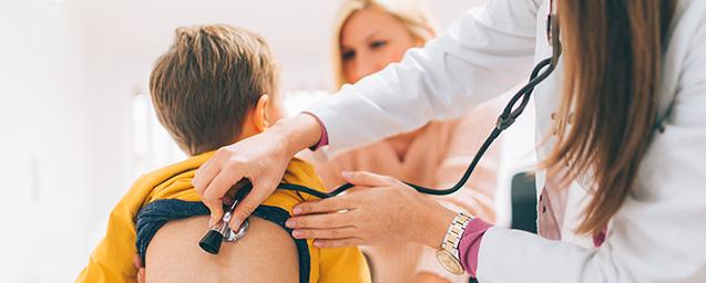 Auscultation médecin